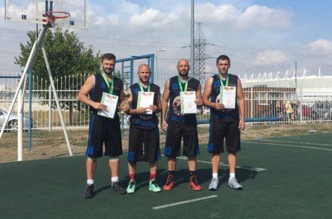 Cтритбольная и волейбольная команды Сальска стали призерами Спартакиады Дона