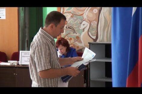 Единый день голосования состоялся в Сальске