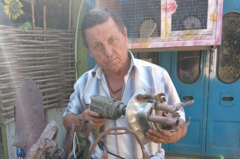 Александр Тарасенко: «Хочу сохранить историю для сальчан»