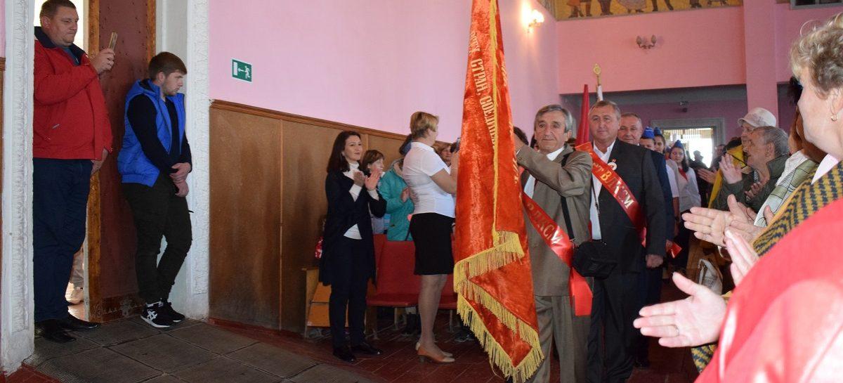 В Новом Егорлыке отметили юбилей комсомола