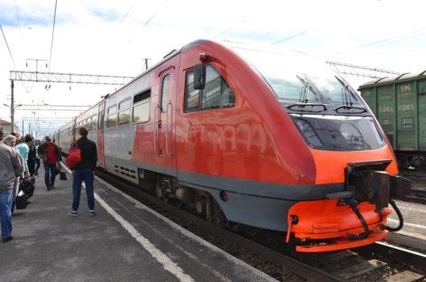 Утренняя электричка до Ростова будет выходить из Сальска раньше