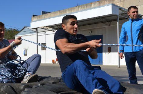 Юниоров приглашают подготовиться к соревнованиям по силовому экстриму