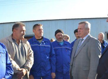 В «Березовском» побывала областная делегация