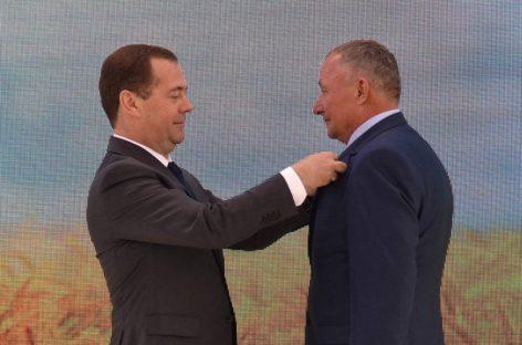 Сальская делегация приняла участие в «Золотой осени-2018»