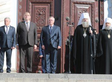 Глава Дона наградил лучшие кадетские корпуса региона