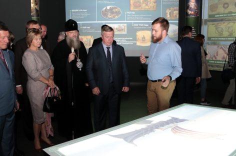 В Ростове-на-Дону открыли мультимедийный исторический парк