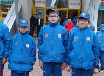 Сальчанин Максим Чипига стал победителем спартакиады учащихся Союзного государства «Олимп-2018»