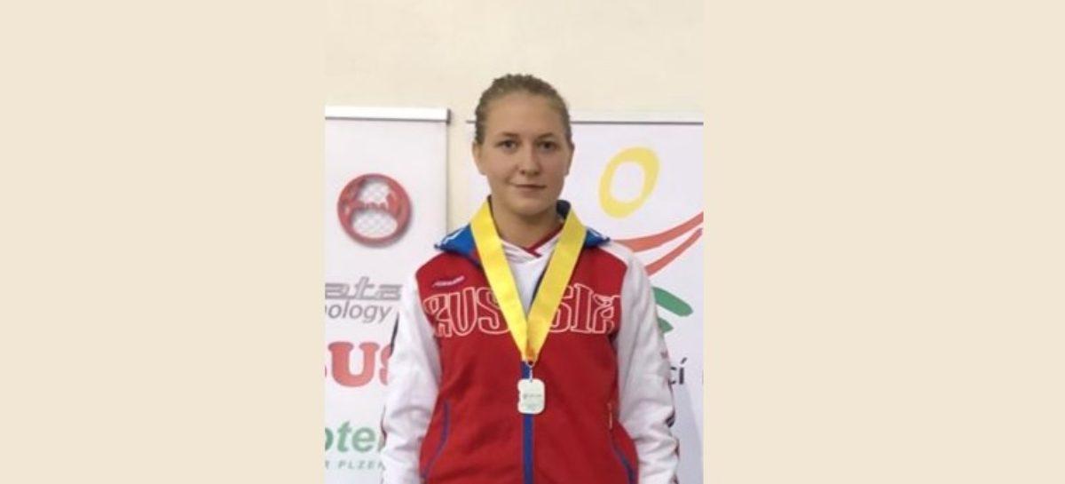 Каратистка из Сальска Татьяна Рыбальченко завоевала «серебро» международного турнира