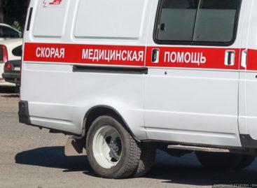 В аварии у посёлка Рыбасово пострадала 21-летняя девушка