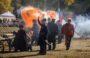 В Таганроге прошел III международный фестиваль «Оборона Таганрога»