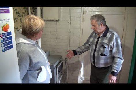 У семьи сальчан Быстрицких не сложились отношения с газовиками