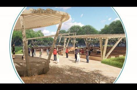 Ново-Сальск получит благоустроенную парковую зону через год