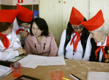 Музей Дома пионеров просит бывших комсомольцев поделиться воспоминаниями