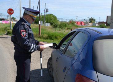 В Сальском районе сотрудники инспекции безопасности дорожного движения обследовали переезды