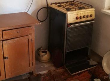 Собираясь приготовить завтрак, пострадала 79-летняя жительница посёлка Приречного