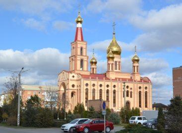 В собор Кирилла и Мефодия привезут православные святыни