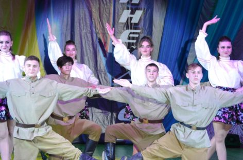 Сальск танцует: в ДК сыграли первую отборочную игру «Стартинейджера»