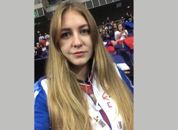 Сальская каратистка завоевала место на пьедестале на чемпионате России