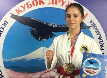 Одна из Сальска: рукопашница завоевала победу на всероссийском турнире в Ставрополе