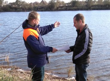 Государственная инспекция по маломерным судам предупреждает: на осенней рыбалке будьте предельно осторожными