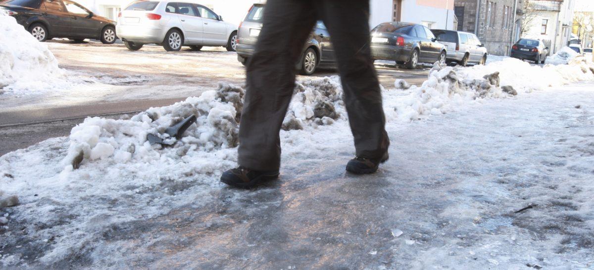 Куда сальчанам обращаться с жалобами на содержание дорог в зимний период?