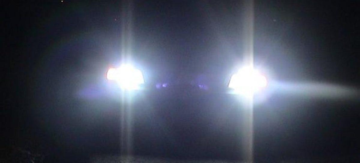 В Новом Егорлыке на темной дороге 19-летний водитель не заметил пешехода