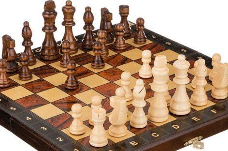 В шахматном клубе «Белая ладья» состоялся первый в этом году турнир по шахматам