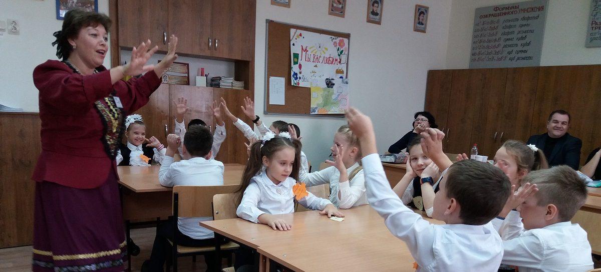 Педагог из Сальска победила в конкурсе «Сердце отдаю детям»