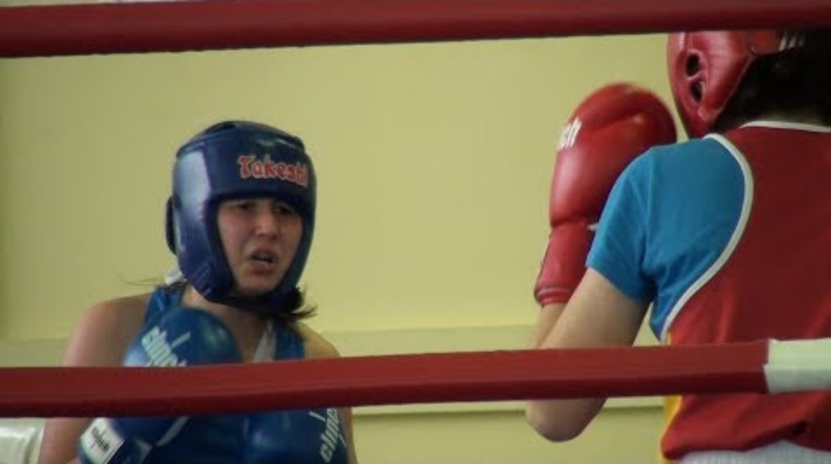 Сальск принял боксеров из-за рубежа