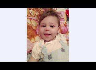 Поможем Ксюше: маленькой сальчанке нужны средства на лечение