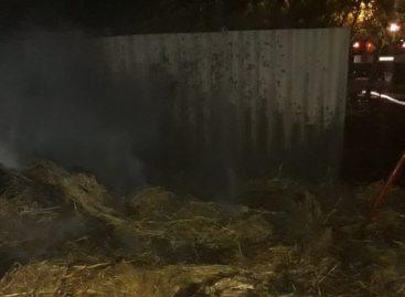 В Кручёной Балке ищут поджигателя