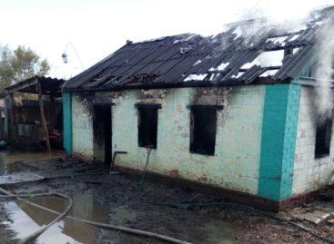 В 2018 году в Сальске и Сальском районе случилось 76 пожаров, трое жителей погибли