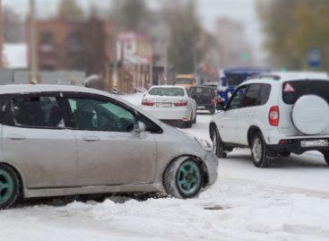 Дни жестянщика в Сальске: за двое суток на скользких дорогах города произошло 37 ДТП