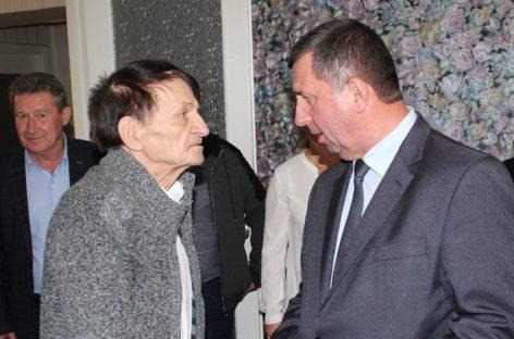 Умер Почётный гражданин Сальского района Игорь Лученок