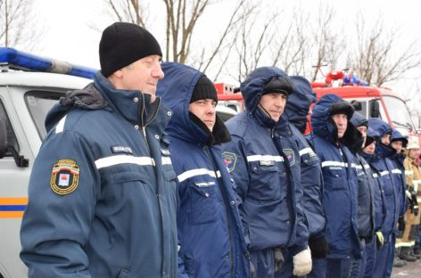 Сальский поисково-спасательный отряд признан лучшим на Дону