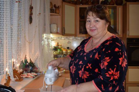Наталья Дворникова: «Праздник пахнет выпечкой!»