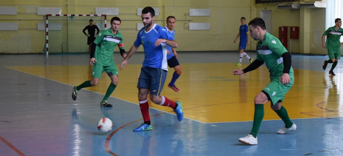 Как сыграли седьмой тур единой лиги по мини-футболу
