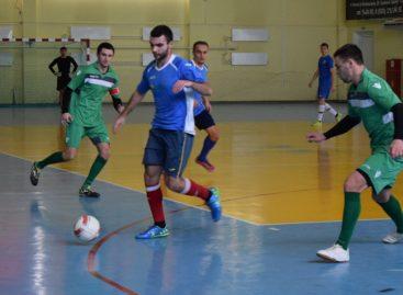 Разминка перед Новым годом: сыграны матчи шестого тура Единой лиги по мини-футболу