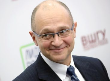 Кириенко: условием выхода в финал «Лидеров России» будет реализация социального проекта