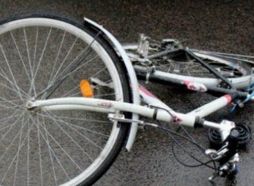 В Сальске пожилой велосипедист после аварии попал в реанимацию