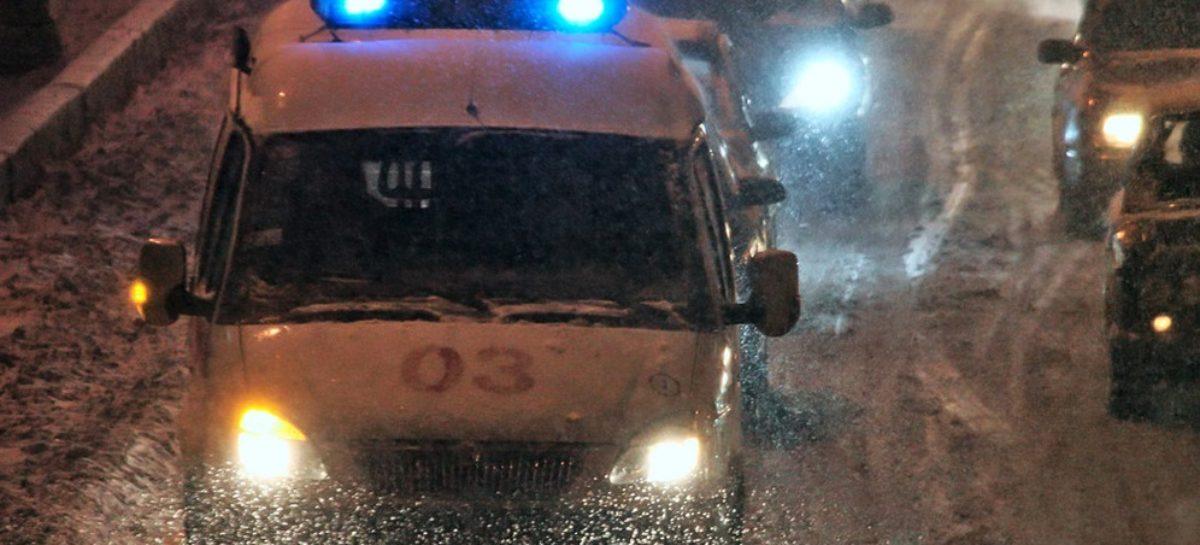 Выезжая на скользкие дороги, сальчане чаще попадают в больницу