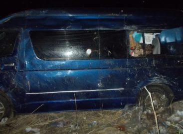 На трассе на Городовиковск в аварии пострадали четыре человека, среди которых — пятимесячный ребёнок
