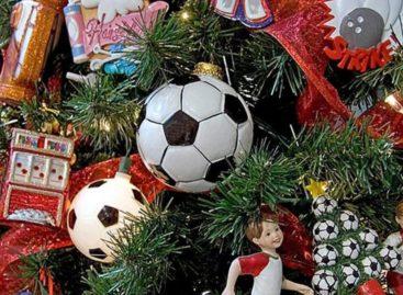Красивые голы под ёлочку: приходите на предновогодние матчи по мини-футболу!