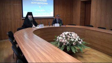 Сальск посетил епископ Волгодонский и Сальский Корнилий