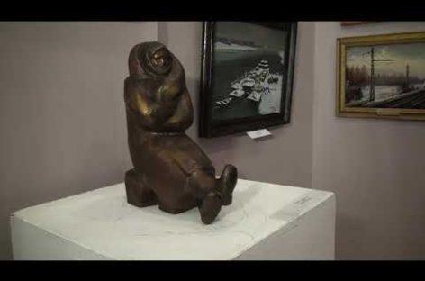 Где в Сальске настоящая зима? Ищите ее в художественном музее!