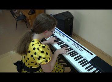 Родители юных музыкантов помогли приобрести новое оборудование для школы искусств Гиганта