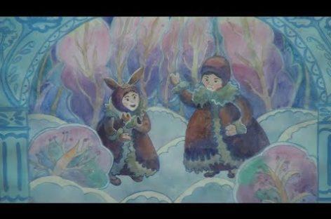 Рождество из-под кисти юных сальских художников можно увидеть в музее