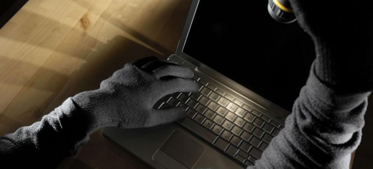 В Конезаводе им. Будённого в частном доме украли ноутбук