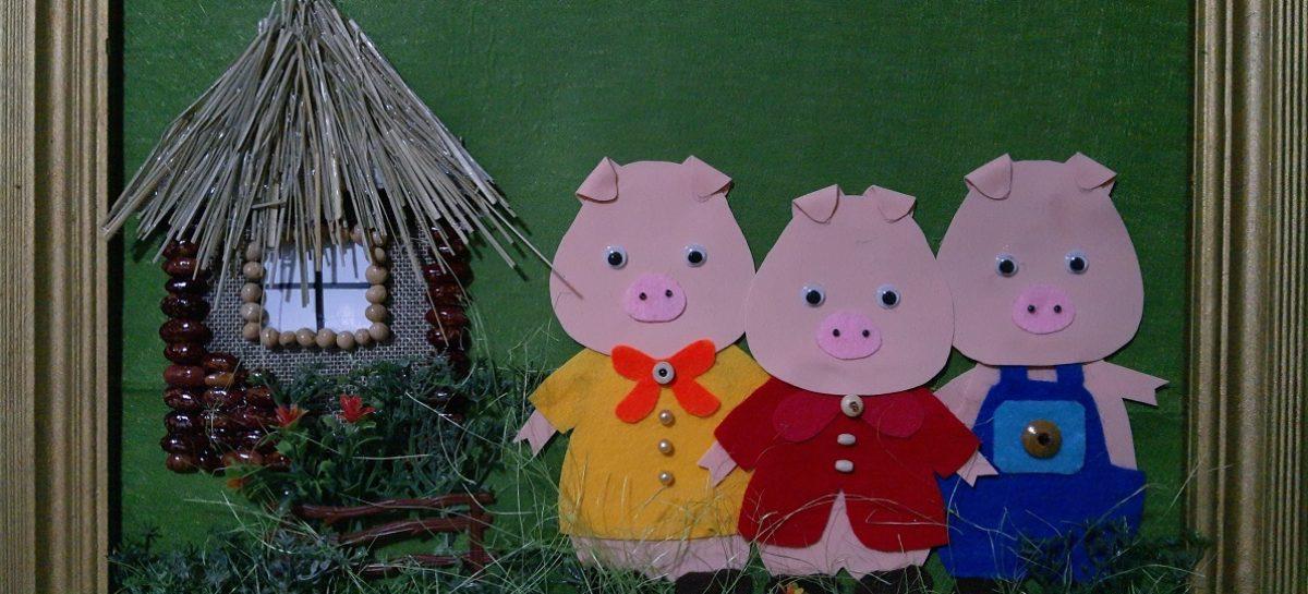 «Очаровательная Хрюша»: как видят символ Нового года творческие люди Сальска и района