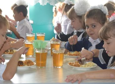 Школьное питание в Сальске: позвольте уточнить